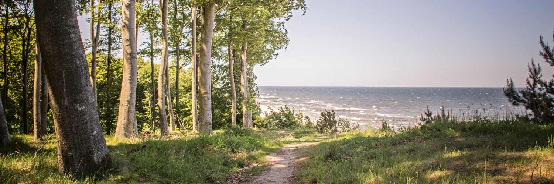 Campingplatz Insel Usedom Steilküste