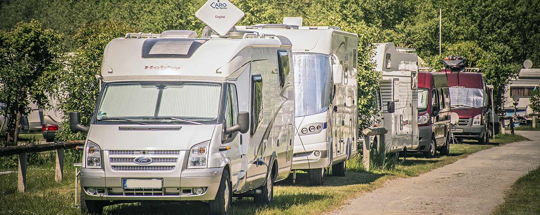 Campingplatz Ostsee Camping Wohnwagen Usedom Ostsee