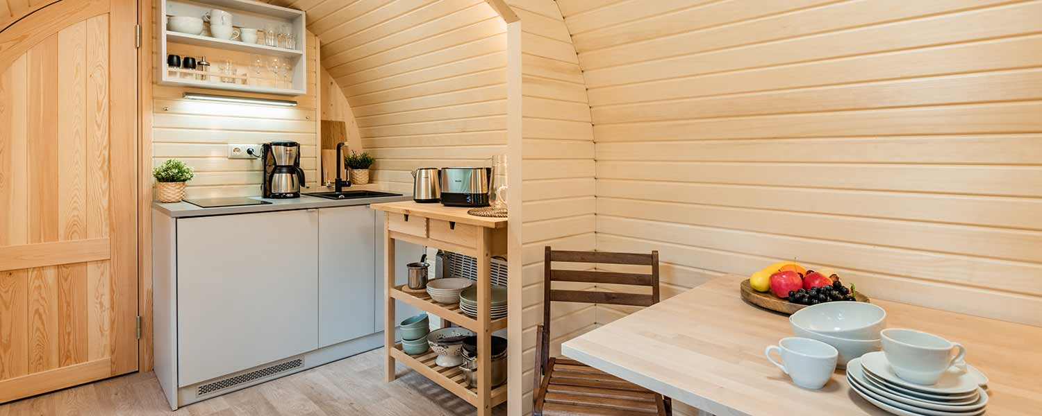 Tiny-House-Insel Usedom Ostsee