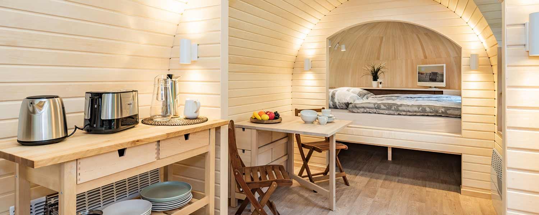 Tiny-House-Insel Usedom